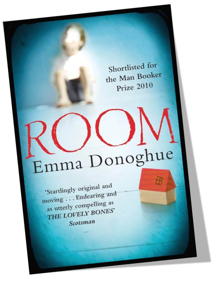 Room by Emma Donoghue Book Cover
