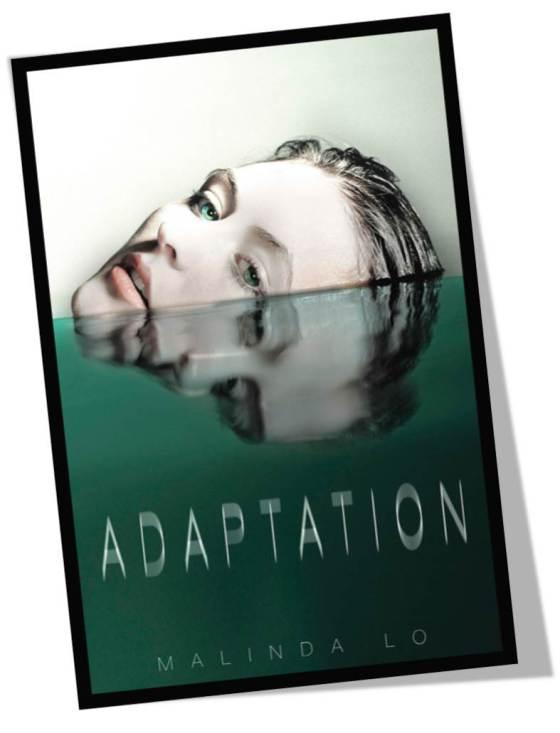 Adaptation by Malinda Lo Book Cover