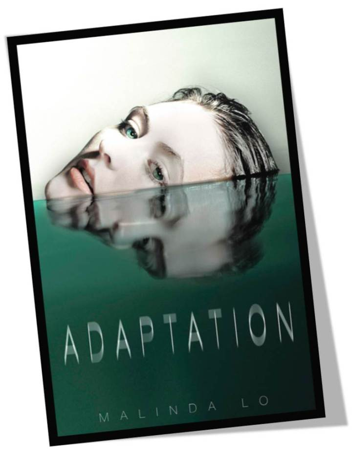 Adaptation by Malinda Lo Book Cover