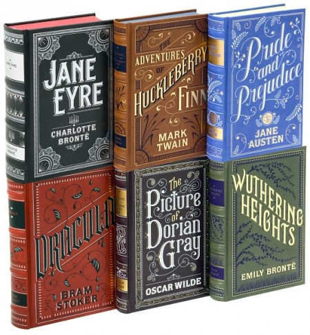 Covers of Barnes and Noble Classics