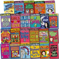 The Joy of Jacqueline Wilson