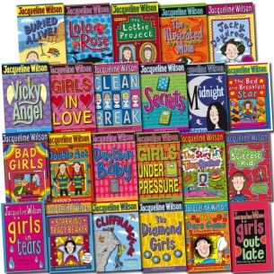 Image result for jacqueline wilson books