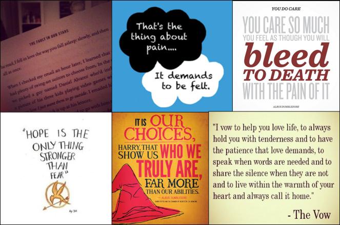 Favourite Book Quotes