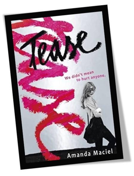 Tease Book Cover