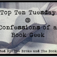 Top Ten Tuesday - Books for the Beach Bag