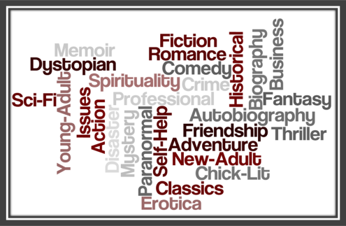 Literary Genres I Read