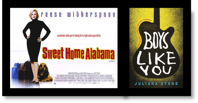 Sweet Home Alabama - Boys Like You