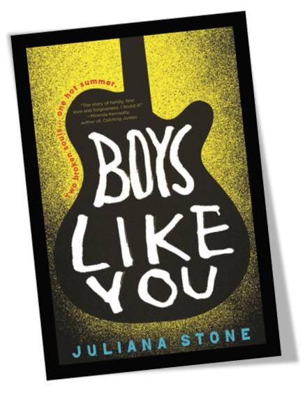 Boys Like You by Juliana Stone Book Cover