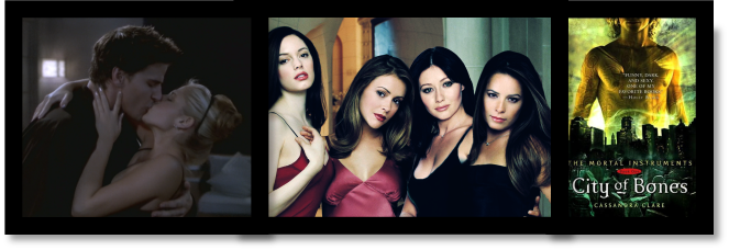The Mortal Instruments - Charmed, Buffy