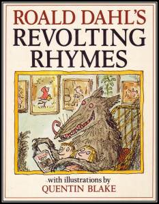 Roald Dahl's Revolting Rhymes Cover