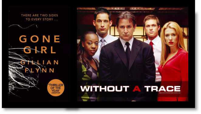 Without A Trace - Gone Girl