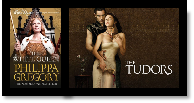 The Tudors - The White Queen