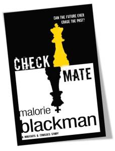 Check Mate by Malorie Blackman Cover