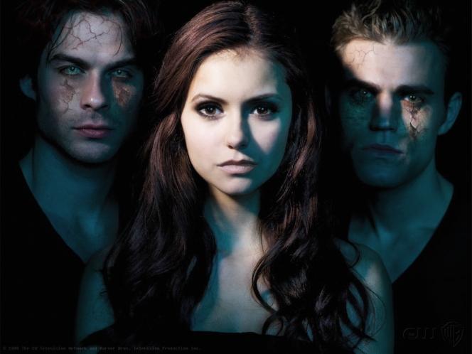Vampire Diaries TV Show