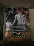 City of Heavenly Fire Unboxing