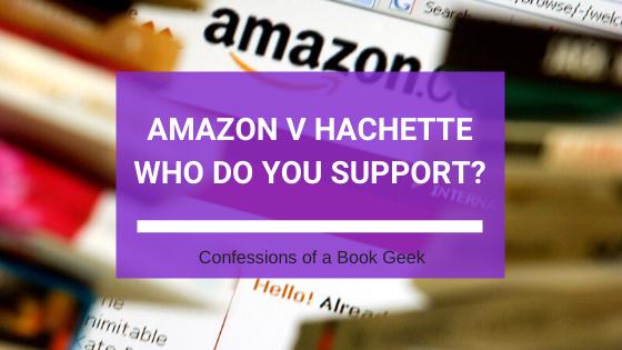 Amazon versus Hachette