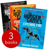 Hunger Games 3 book set