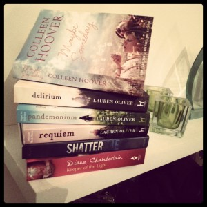 Book Haul May 2014