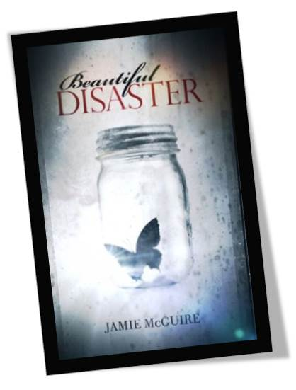 Beautiful Disaster by Jamie McGuire Book Cover