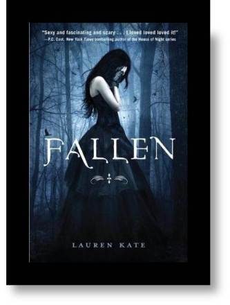 Fallen Cover Art Top Ten Tuesday