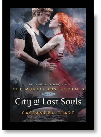 City of Lost Souls Cover Art Top Ten Tuesday