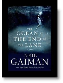 The Ocean At The End of The Lane Cover Art Top Ten Tuesday