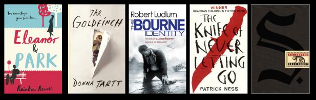 Top Ten Books I've Put Down 2014 Part 2