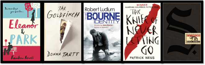 Top Ten Books I've Put Down 2014 Part 2