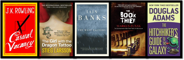 Top Ten Books I've Put Down 2014