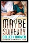 Maybe Someday Cover Top Ten Tuesday