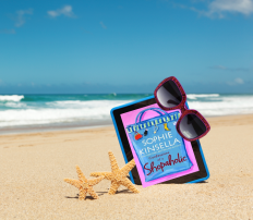 Shopaholic series beach read