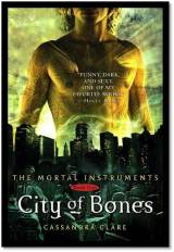 TMI City of Bones Cover