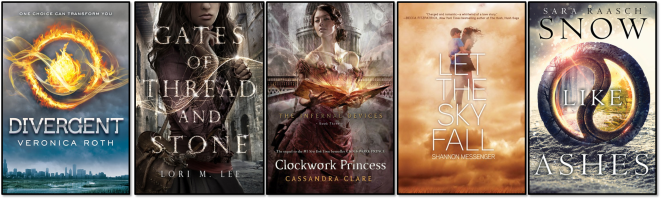 Cover Trends Steampunk Fantasy