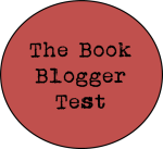 The Book Blogger Test Badge