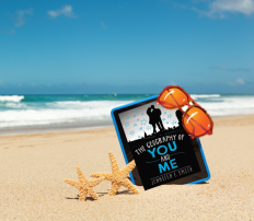 The Geography of you and me beach read