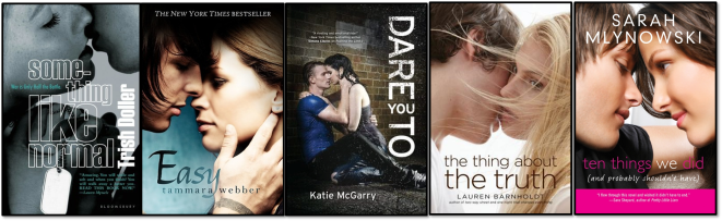 Cover Trends The Almost Kiss