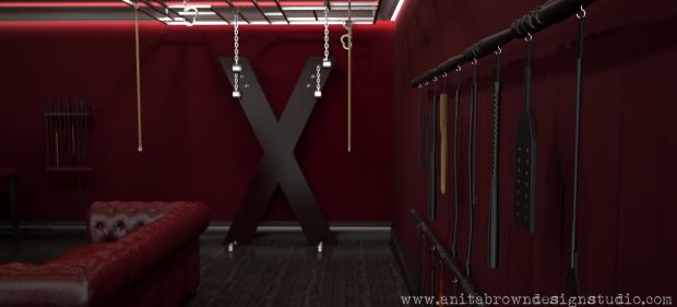 50 Shades of Grey 3D Visual 2