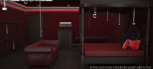 50 Shades of Grey 3D Visual