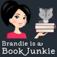 Brandie is a Book Junkie Button