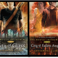 Book Review: The Mortal Instruments