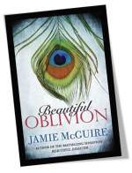 Beautiful Oblivion by Jamie McGuire Book Cover