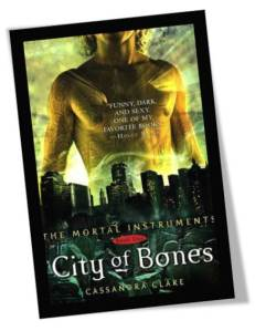 City of Bones by Cassandra Clare Cover