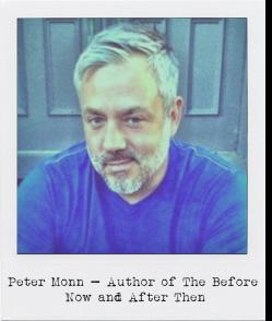 Peter Monn Author Photo