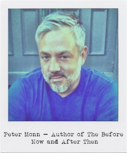 Peter Monn Author Photo