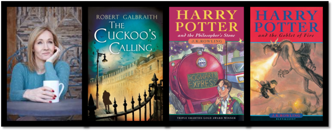J K Rowling Books