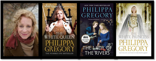Phillipa Gregory Books