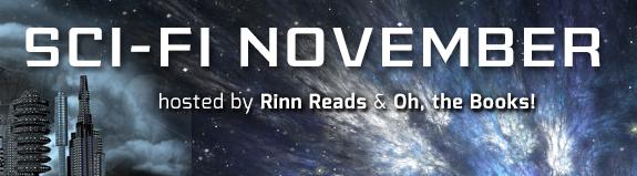 Sci-Fi November Banner