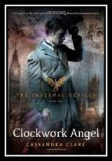 Clockwork Angel Cover