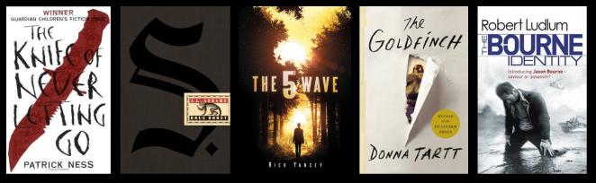 Indecisive books #2