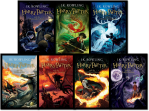 New Harry Potter Covers Bloomsbury